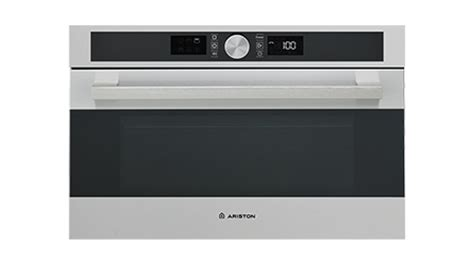 Microwave Ariston buy ariston 60cm stainless steel bulit in microwave and grill oven harvey norman au