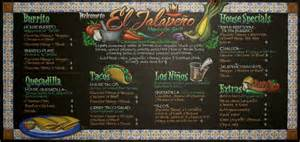 the of chalkboard artistry the menu shoppe