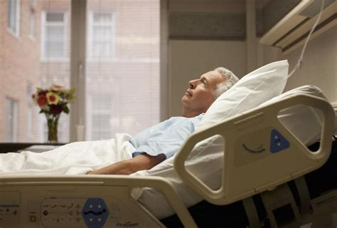 person in hospital bed what do we know about deathbed visions