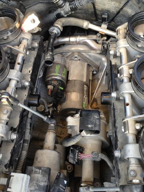 starter motor short story  replacement