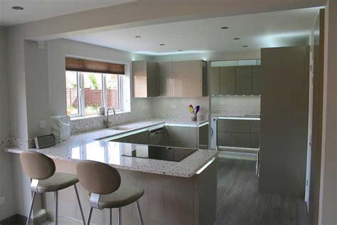 kitchen design  wittering west showroom ketteirng