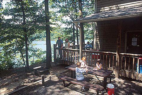 Cabins On Lake Ouachita Arkansas by Lake Ouachita State Park