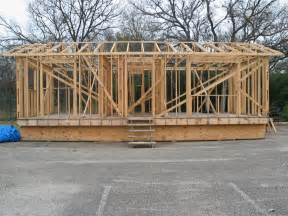 House Frame A Solid Structure For A Future Home Government Auctions