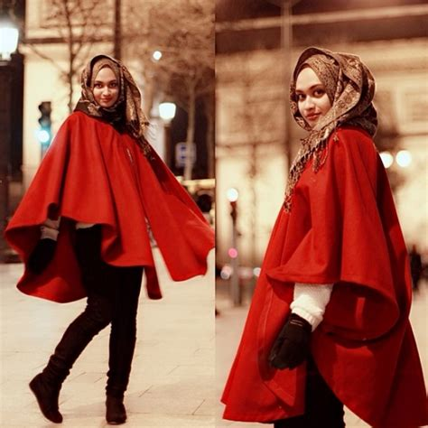 Celana Cowok Tren Masa Kini tren coat gaya hijabers masa kini co id