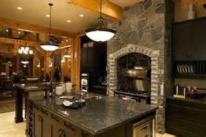 Kitchen Island With Range Top » Home Design 2017