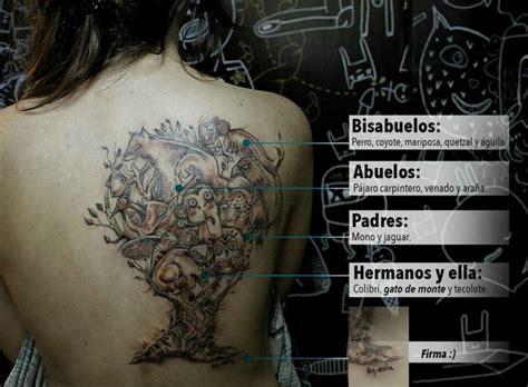 las 25 mejores ideas sobre tatuajes de 193 rbol geneal 243 gico