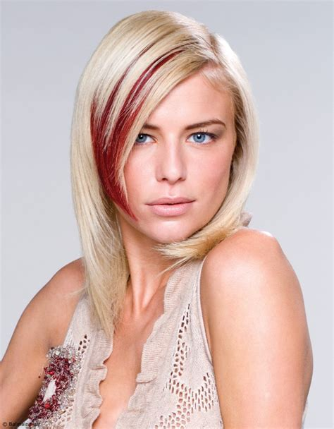 hair color effects with hair extensions