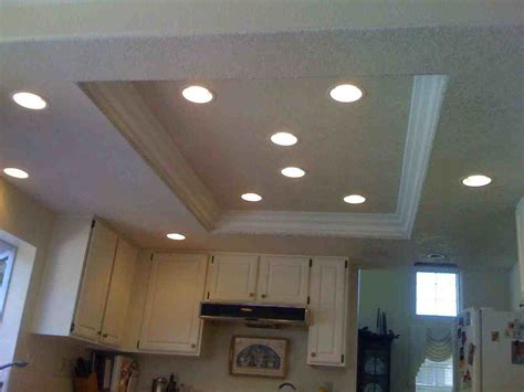 Recessed Lighting Kitchen Ceiling Can Lights Recessed Lights For Kitchen Image Best Drop Ceiling Lighting Ideas