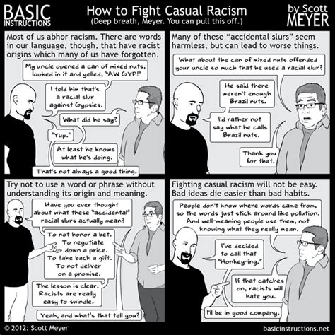 how to a to fight how to fight casual racism basic