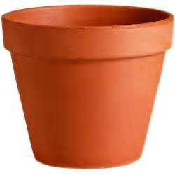 flower pots terracotta plant pot 11cm