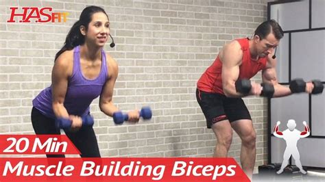 best 25 biceps workout at home ideas on