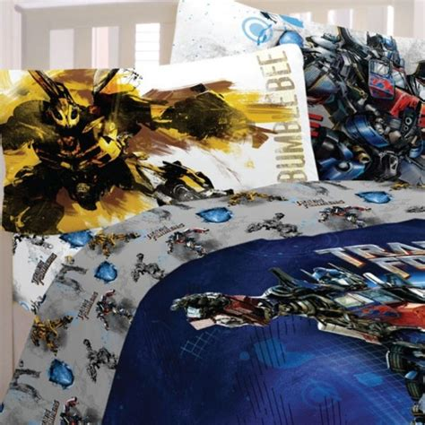 Armada Twin Transformers Bedding Set Transformers Bedding