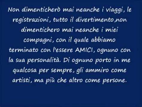 lettere addio traduzione italiana della lettera d addio di eugenia
