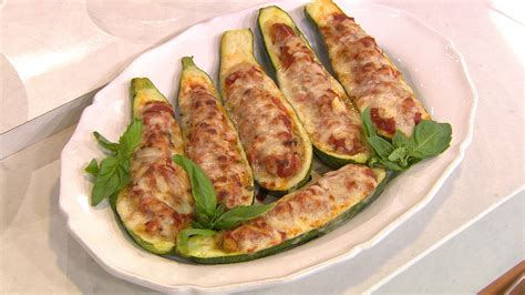 Todays Special Zucchini And Taleggio Tart by Zucchini Fries Pizza Boats And More Recipes To Use Those