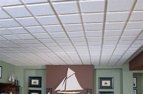 Amstrong Ceiling by Cascade Homestyle Ceilings Patterned Paintable 2 X 2