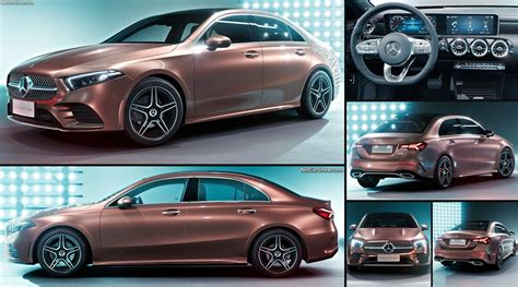 pictures of 2019 mercedes mercedes a class l sedan cn 2019 pictures