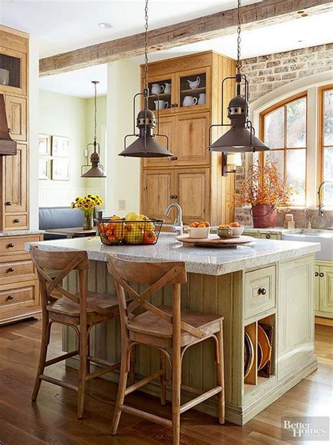 rustic kitchen lighting 30 awesome kitchen lighting ideas 2017