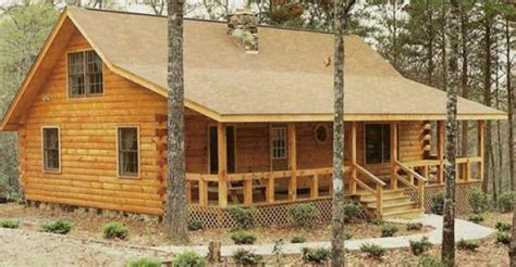 Cabin Check by The Carolina Log Home For Only 36 000 Discount