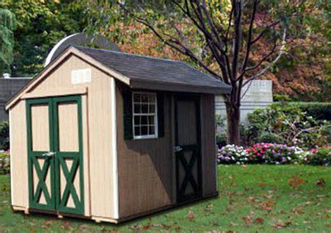 Salt Box Sheds by 8 X 10 Salt Box Shed Sb 3 Portable Buildings Inc