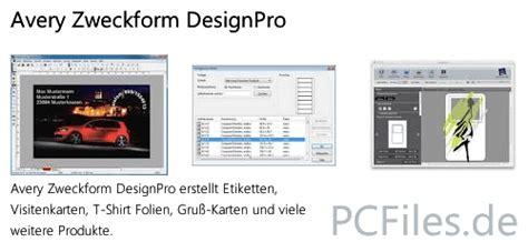 Designpro Visitenkarten Vorlagen Avery Zweckform Designpro Jp Freeware