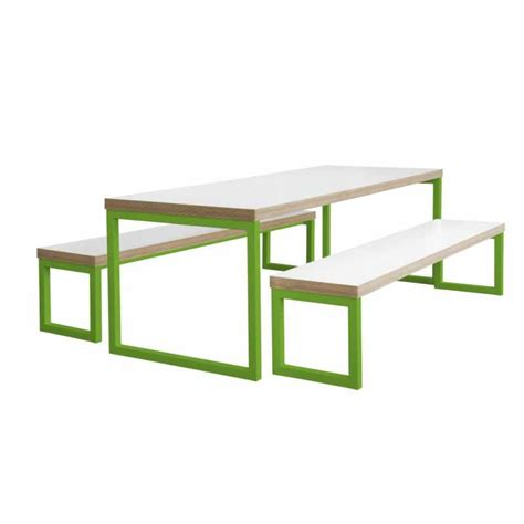 tables with bench canteen tables benches for school college dining room