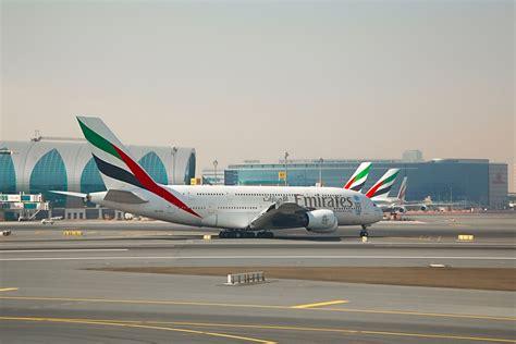 emirates london to dubai emirates flies all a380 to melbourne as qantas hops over