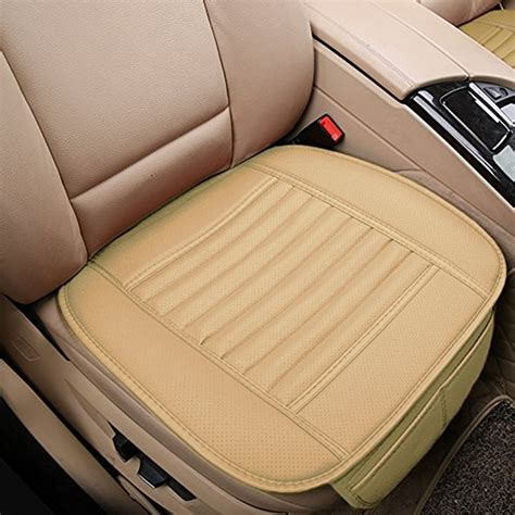 auto upholstery leather suppliers car seat cushion 1pc breathable car interior seat cover