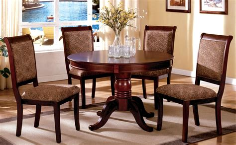 st nicholas ii antique cherry round pedestal dining room st nicholas ii antique cherry round pedestal dining room
