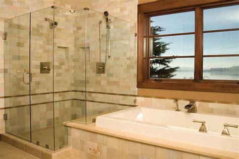 glass door enclosure custom frameless bathroom shower door replacement quality
