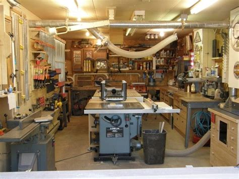 small woodworking shop pin by douglas on work shop organization