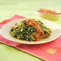 cara membuat siomay rebon resep cara membuat sayur kangkung pelecing rebon