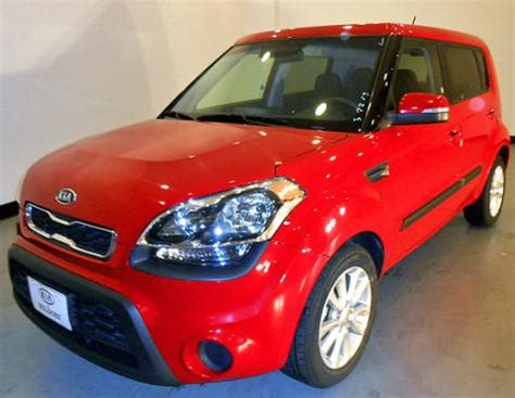 Used Kia Soul 5000 Used 2012 Kia Soul 1 Owner Certified Preowned For Sale