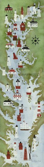map of maryland lighthouses 1000 images about maryland lighthouses on
