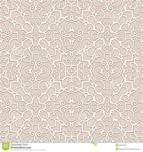 pattern background beige seamless beige pattern stock vector image of fashion