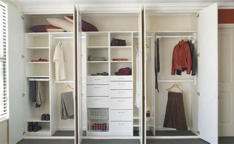 Kitchen Cabinet Perth clear your wardrobe and consider these clever built in