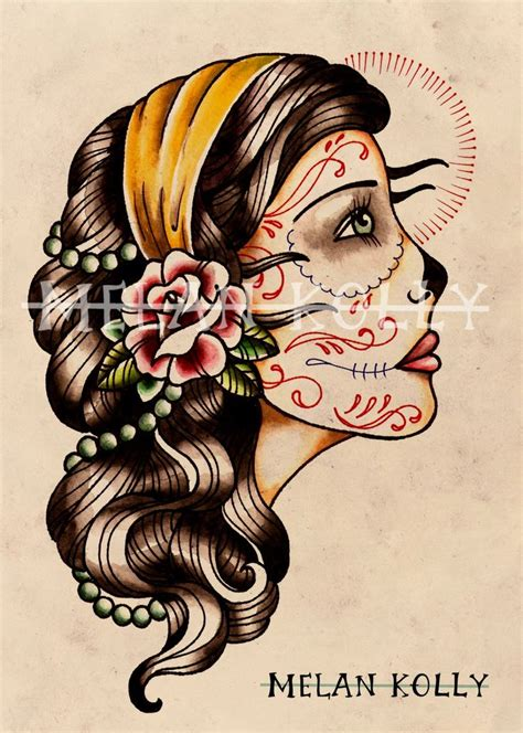 gypsy head tattoo designs 17 best ideas about tattoos on