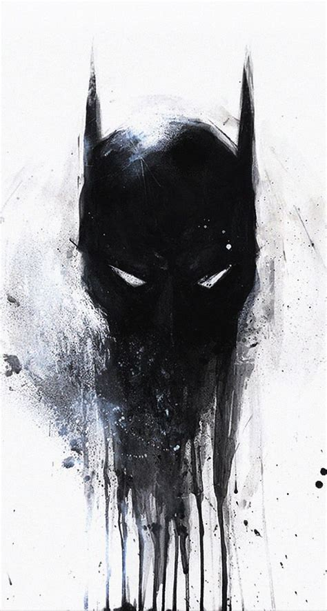 iphone    parallax wallpaper dark knight batman