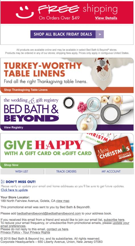 bed bath and beyond sale ad bed bath beyond black friday 2018 sale blacker friday