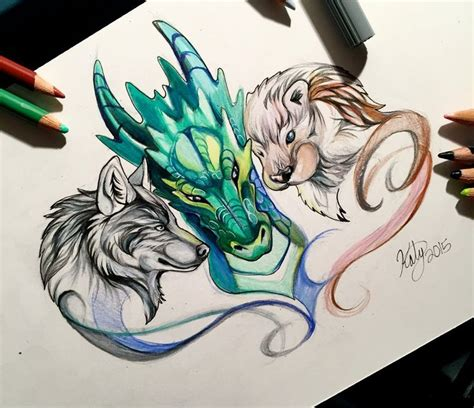 tattoo colored pen 17 best images about lucky978 on deviantart on pinterest