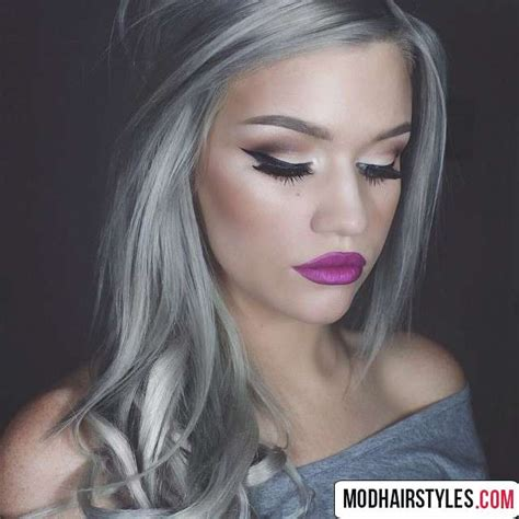 best home hair color to cover gray 2015 grey hair colors 28 images gorgeous gunmetal gray hair