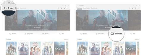 section 7 movie how to use the movies tv app in windows 10 creators