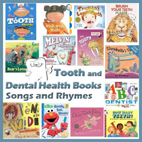 a with health books teeth and dental health books songs and rhymes kidssoup
