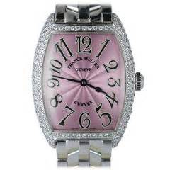 Frank Muller 8880 Cc At Silver White 1 franck muller stainless steel limited casablanca 10th
