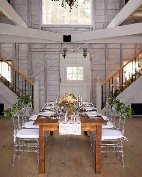 rustic wedding venues  book   big day martha