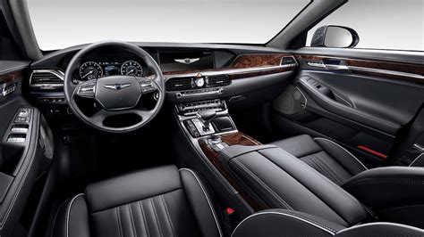 Genesis Auto Upholstery by Genesis The Birth Of A New Luxury Car Brand