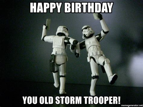 Star Wars Birthday Meme - star wars birthday meme pictures to pin on pinterest