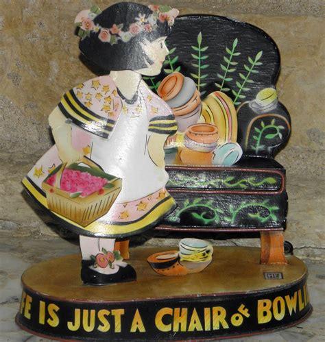 1998 engelbreit quot just a chair of bowlies quot bobble