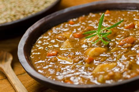easy steps to cooking lentil soup