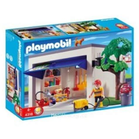 playmobil 4318 the garage new in clonakilty cork from