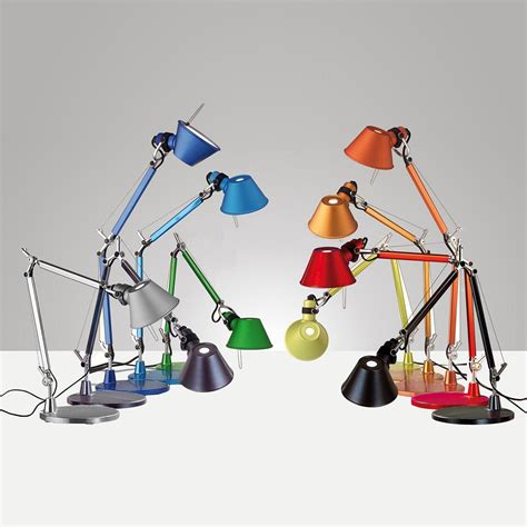 tolomeo micro table l by artemide le de table tolomeo micro artemide trentotto